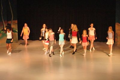 One Two Step, by Middle School Hip Hop!